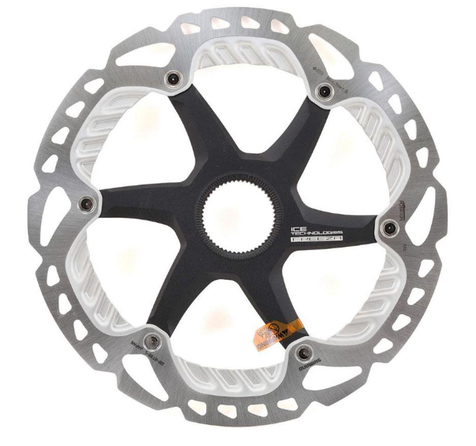 Shimano XTR/Saint SM-RT99 Centerlock Disc Brake Rotor