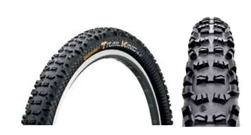 Continental Trail King Clincher Tire
