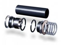 Chris King ThreadFit 24mm BB with 100mm Mountain Shell to 22/24mm GXP Spindle Adapter Kit #17
