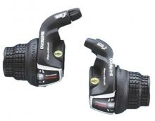 Shimano Tourney SL-RS35 Mechanical Grip Shift Shifter Set