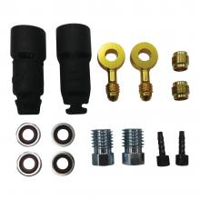 Jagwire/Magura MT4/MT6/MT8 Quick-Fit Brake Hose Adaptor Kit