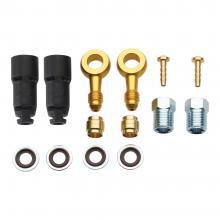 Jagwire/Formula Pro/R1R/R1/T1/R0 Quick-Fit Brake Hose Adaptor Kit