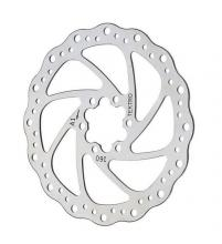 Tektro Wavy 6 Bolt Disc Brake Rotor