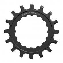 SRAM/Bosch EX1 Round Single Chainring - Black