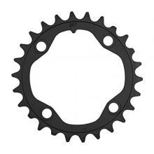 SRAM/Truvativ X0/X9 Round Single Chainring - Black