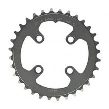 SRAM/Truvativ Round Middle Chainring - Black