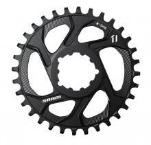 SRAM XX1/X01/X1 Direct Mount Round Single Chainring - Black
