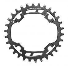 SRAM X01/X01 DH/X1 Steel Round Single Chainring - Black