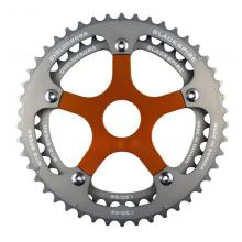 Blackspire Super Pro CycloCross Round Inside Chainring - Grey