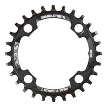 Blackspire/Shimano Snaggletooth/XTR FC-M985 Round Single Chainring - Black