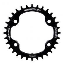 Blackspire/Shimano Snaggletooth/XT FC-M8000 Round Single Chainring - Black