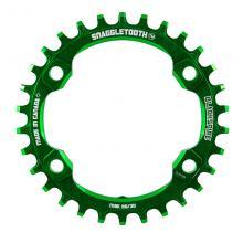 Blackspire/Shimano Snaggletooth/XT FC-M8000 Round Single Chainring - Green