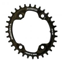 Blackspire/Shimano Snaggletooth/XT FC-M8000 Oval Single Chainring