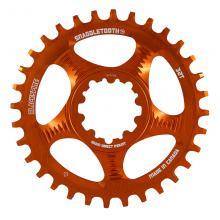 Blackspire/SRAM Snaggletooth GXP Round Single Chainring - Orange