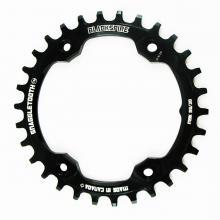 Blackspire/Shimano Snaggletooth/XTR FC-M9000/FC-M9020 Round Single Chainring