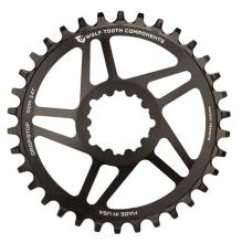 Wolf Tooth Drop-Stop Round Single Chainring