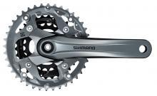 Shimano Alivio FC-M4000 Aluminium Crankset