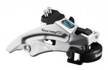 Shimano Tourney FD-TX800-TS Low Clamp 34.9 Front Derailleur