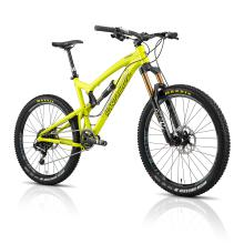 "2008/2009/2010/2011 Santa Cruz Nomad 26"" Aluminium Suspension Frame - Yellow"