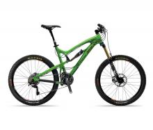 "2012/2013 Santa Cruz Nomad 26"" Aluminium Suspension Frame - Black"