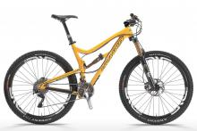 "2012/2013/2014/2015 Santa Cruz Tallboy LT 29"" Carbon Fiber Suspension Frame - Yellow"