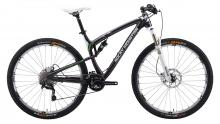 "2013 Rocky Mountain Element 930 29"" Aluminium Suspension Frame - Black/White/Green"