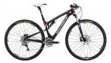 "2013 Rocky Mountain Element 999 RSL 29"" Carbon Fiber Suspension Frame - Black/Red"