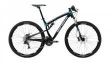 "2014 Rocky Mountain Element 950 29"" Aluminium Suspension Frame - Black/Blue"
