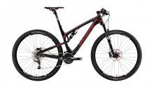 "2014 Rocky Mountain Element 999 RSL 29"" Carbon Fiber Suspension Frame - Black/Red"