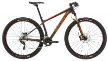 "2015 Rocky Mountain Vertex 950 RSL 29"" Carbon Fiber Rigid Frame - Black/Orange/Red"