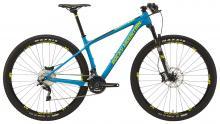 "2015 Rocky Mountain Vertex 970 RSL 29"" Carbon Fiber Rigid Frame - Blue/Yellow"