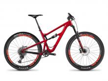 "2016/2017 Santa Cruz Hightower 29"" Carbon Fiber Suspension Frame - Red"