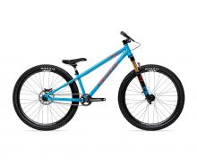 "2018 Pivot Point 27.5"" Aluminium Rigid Frame - Blue/Red"