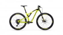 "2018 Rocky Mountain Element 50 29"" Carbon Fiber Suspension Frame - Neon Green/Black"