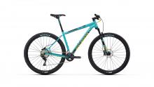 "2018 Rocky Mountain Vertex 30 29"" Aluminium Rigid Frame - Teal/Neon Green"