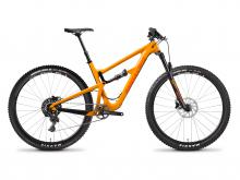 "2018 Santa Cruz Hightower 29"" Carbon Fiber Suspension Frame - Orange/White/Blue"