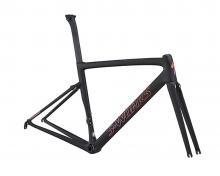 2018 Specialized Tarmac S-Works Frameset 700C Carbon Fiber Rigid Frame - Black