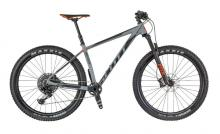 "2017/2018 Scott Scale 710 27.5"" Aluminium Rigid Frame - Grey/Black"