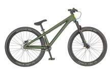 "2017/2018 Scott Voltage YZ 0.1 26"" Aluminium Rigid Frame - Green"