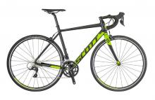 2017/2018 Scott Speedster 30 700C Aluminium Rigid Frame - Black/Green