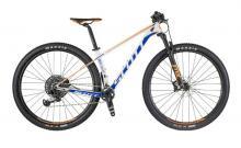 "2017/2018 Scott Scale 900 Contessa 29"" Carbon Fiber Rigid Frame - White/Blue/Orange"