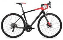 2017 Norco Search C 105 700C Carbon Fiber Rigid Frame - Black/Red