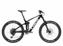 "2018 Trek Remedy 9.8 27.5"" Carbon Fiber Suspension Frame - Black/Grey"
