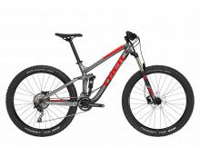 "2017/2018 Trek Fuel EX 5 Plus 27.5""+ Aluminium Suspension Frame - Grey/Red"