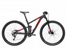 "2017/2018 Trek Top Fuel 8 27.5"" Aluminium Suspension Frame - Black/Red"