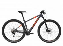"2017/2018 Trek Procaliber 9.7 27.5"" Carbon Fiber Rigid Frame - Dark Grey/Orange"