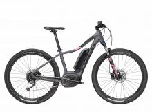 "2018 Trek Powerfly 4 WSD 27.5""+ Aluminium Rigid Frame - Black/Pink"