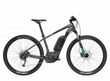 "2018 Trek Powerfly 4 27.5""+ Aluminium Rigid Frame - Black/Green"