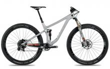 "2017 Norco Optic 9.1 C 29"" Carbon Fiber Suspension Frame - Grey"