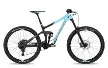 "2017 Norco Range 7.3 C 27.5"" Carbon Fiber Suspension Frame - Black/Blue"
